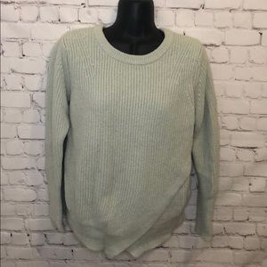 Banana Republic butterfly hem sweater